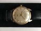 Чоловічий золотий годинник 14К GENSLER LEE Veri/Matic Watch