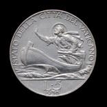 5 Лир 1936 Пий XI, Ватикан