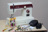 Швейная машина Riccar Super Stretch 8500 Германия кожа Гарантия 6 мес