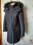 Куртка. Пальто утепленное MANGO Вьетнам р-р S