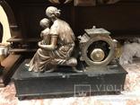 Часы каминные «Мать и ребенок» photo 9