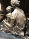 Часы каминные «Мать и ребенок» photo 12