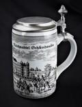 Кружка пивная коллекционная Бокал Liebcher Germany