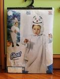 Helloween, Новый год костюм Привидения, Италия  3-4года. photo 2