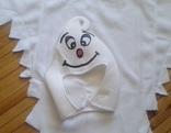 Helloween, Новый год костюм Привидения, Италия  3-4года. photo 10