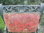 Два фотеля/м'які крісла 19ст. різьба, фото №5