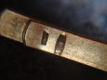 Зажим для галстука серебро 875 проба, 7 грамм photo 9