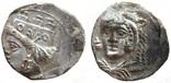 Обол Cilicia Uncertain 4 век до н.э. (25_96) фото 1