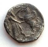 Обол Cilicia Uncertain 4 век до н.э. (25_97) фото 5