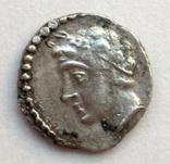 Обол Cilicia Tarsos 380 г до н.э. (25_98) фото 2