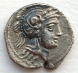 Обол Cilicia Uncertain 4 век до н.э. (25_101) фото 3