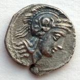 Обол Cilicia Uncertain 4 век до н.э. (25_101) фото 4