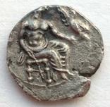Обол Cilicia Uncertain 4 век до н.э. (25_101) фото 6