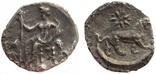 Обол Cilicia Tarsos Mazaios 361-334 гг до н.э. (25_103) фото 1