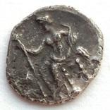 Обол Cilicia Tarsos Mazaios 361-334 гг до н.э. (25_103) фото 2