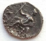 Обол Cilicia Tarsos Mazaios 361-334 гг до н.э. (25_103) фото 4