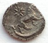 Обол Cilicia Tarsos Mazaios 361-334 гг до н.э. (25_103) фото 5