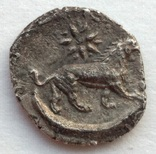 Обол Cilicia Tarsos Mazaios 361-334 гг до н.э. (25_103) фото 6