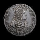 Талер 1694 леопольд, Австрия