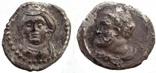 Обол Cilicia Tarsos 384-361 гг до н.э. (25_107)