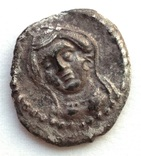 Обол Cilicia Tarsos 384-361 гг до н.э. (25_107) фото 2