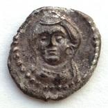 Обол Cilicia Tarsos 384-361 гг до н.э. (25_107) фото 3