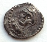 Обол Cilicia Tarsos 384-361 гг до н.э. (25_107) фото 4