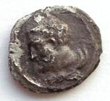 Обол Cilicia Tarsos 384-361 гг до н.э. (25_107) фото 5