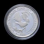 10 Долларов 1986 Птица, Самоа