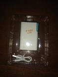 Универсальная мобильная батарея (powerbank) 8400 mAh