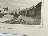 Гравюра Санкт-Петербурга (2) lemaitre direxit гравер Cholet Sc photo 4