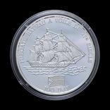 100 Франков 1994 Парусник, Джибути