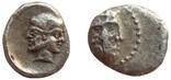 Гемиобол Cilicia Uncertain 400-380 гг до н.э. (25_123) фото 1