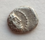 Гемиобол Cilicia Uncertain 400-380 гг до н.э. (25_123) фото 3