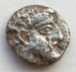 Обол Phoenicia Arados 380-350 гг до н.э. (25_125) фото 2