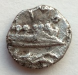 Обол Phoenicia Arados 380-350 гг до н.э. (25_125) фото 3