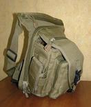 Тактическая сумка набедренная (хаки) новая