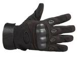 Перчатки тактические полнопалые (черные) размер XL