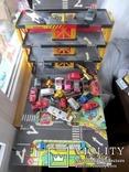1980'S Garage Majorette City Service + 20 машинки majorette, фото №2