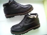 Ботинки Michel Jordi( Швейцария ) из Натуральной Кожи (Размер-41) ( по стельке 26.5 см )