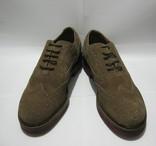 Кожаные туфли 43 р. Rule London