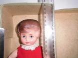 """Кукла  """"TIINA"""". Таллинская фабрика """"САЛВО"""",24 см., фото №9"""
