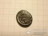 Фанагория Боспор №147 Сатир/лук+стрела ФА-№2, фото №4