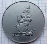 Медаль всероссийские соревнования по лыжным гонкам, фото №3