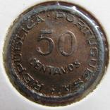Тимор 50 сентаво 1970 аUNC, фото №2