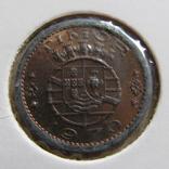 Тимор 50 сентаво 1970 аUNC, фото №4