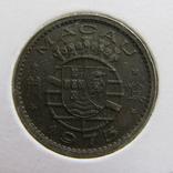 Макао 10 авос 1975, фото №2