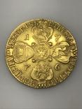 10 рублей 1776 Екатерина 2 UNC невыкуп лота. См. обсуждение. photo 1