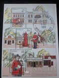 Блок марок Австралии, фото №2