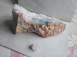 Кристалы на породе, фото №9